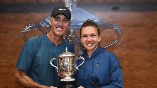"BREAKING NEWS | Darren Cahill este noul antrenor al Simonei Halep: ""Welcome back"""