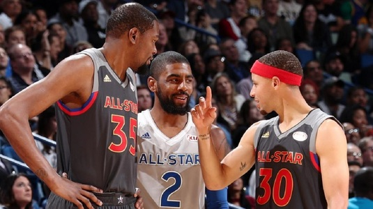 VIDEO | All Star Game! Meciul vedetelor din baschetul american se vede la Telekom Sport