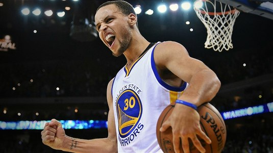 VIDEO | Golden State Warriors, primul pas către finala NBA. Stephen Curry, decisiv contra lui Portland