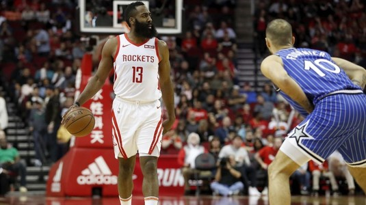 VIDEO | Rezumatele NBA. Lakers, Clippers, Rockets, Bucks şi 76ers, victorii la pas. James Harden, din nou cel mai prolific - 54 de puncte contra lui Orlando Magic