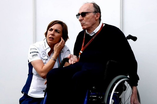 Frank Williams a fost externat din spital! Care e starea fondatorului Williams Racing