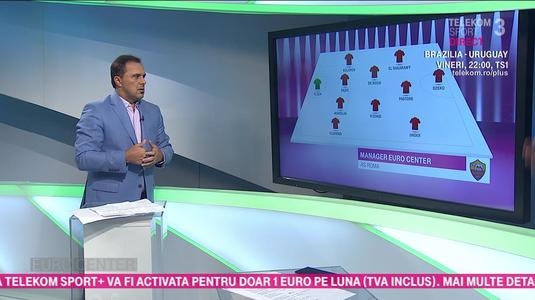 VIDEO | Basarab Panduru la AS Roma. Cele trei transferuri pe care le-ar face pe Olimpico