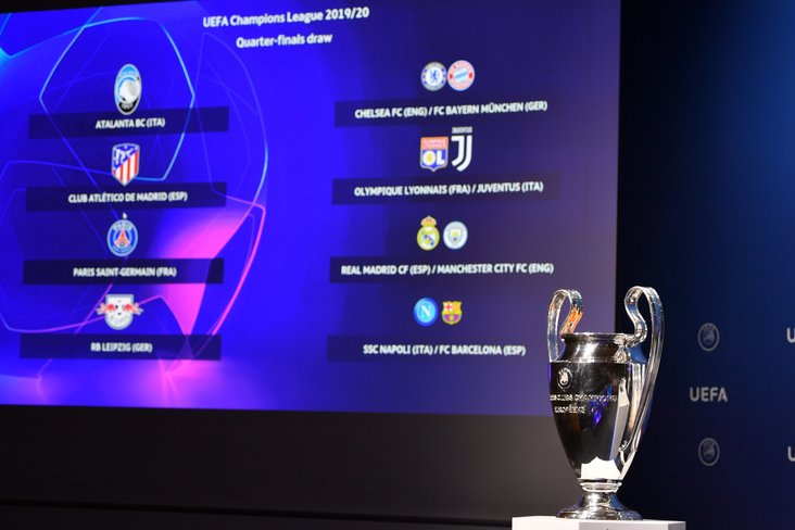 Champions League a revenit pe Look Plus şi Look Sport! Real Madrid şi Juventus, OUT din Liga Campionilor