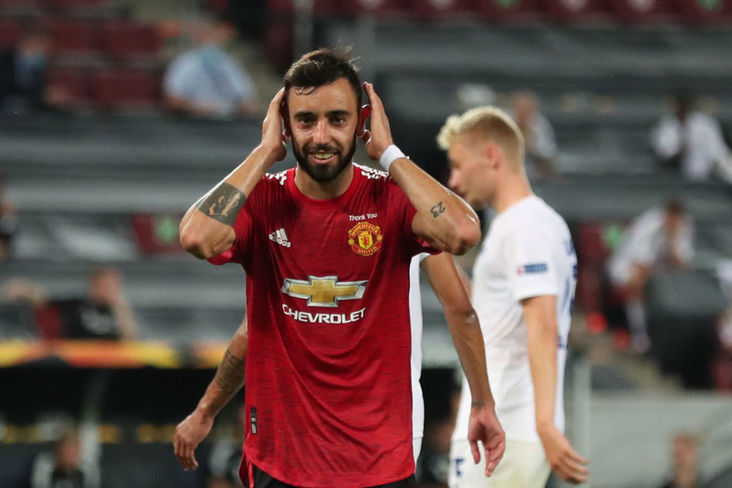 VIDEO | Manchester United s-a chinuit 94 de minute să treacă de Copenhaga. Englezii, în semifinalele Europa League