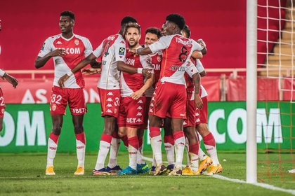 VIDEO | AS Monaco merge perfect în Ligue 1! A obţinut a cincea victorie consecutivă