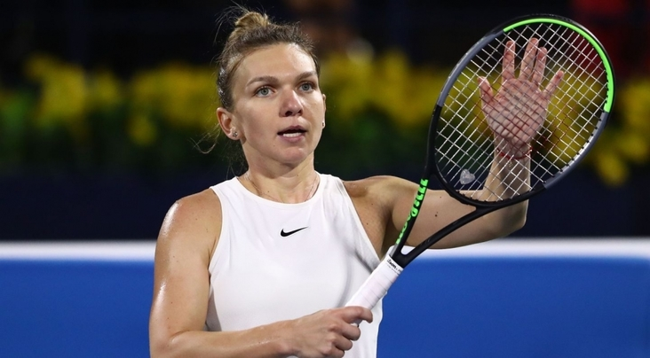 VIDEO | Simona Halep va debuta joi la Miami Open