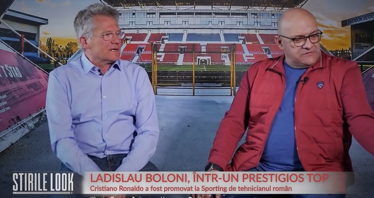 VIDEO | Boloni, inclus de Gazzetta dello Sport într-un top al descoperitorilor de talente