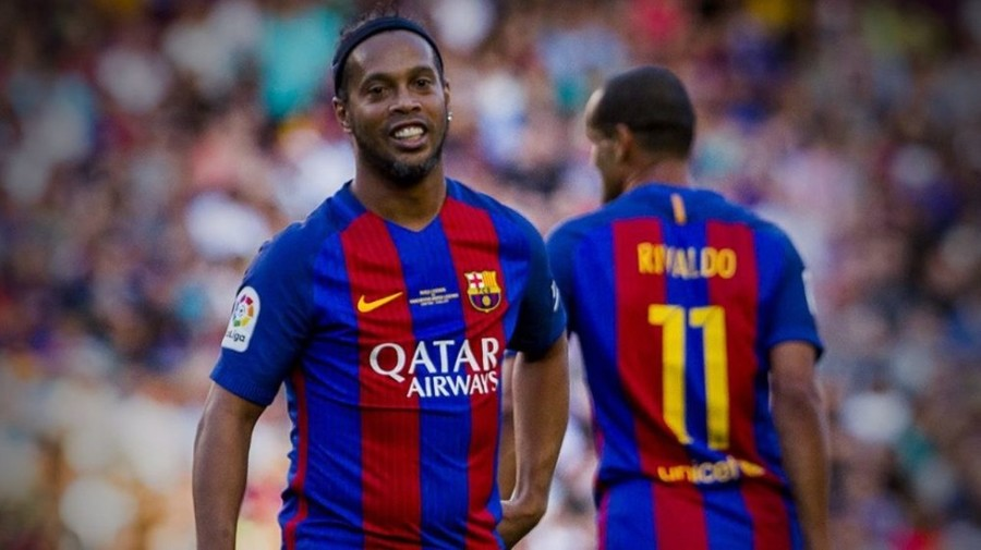 BREAKING NEWS! Ronaldinho are coronavirus. Cum se simte legenda Barcelonei