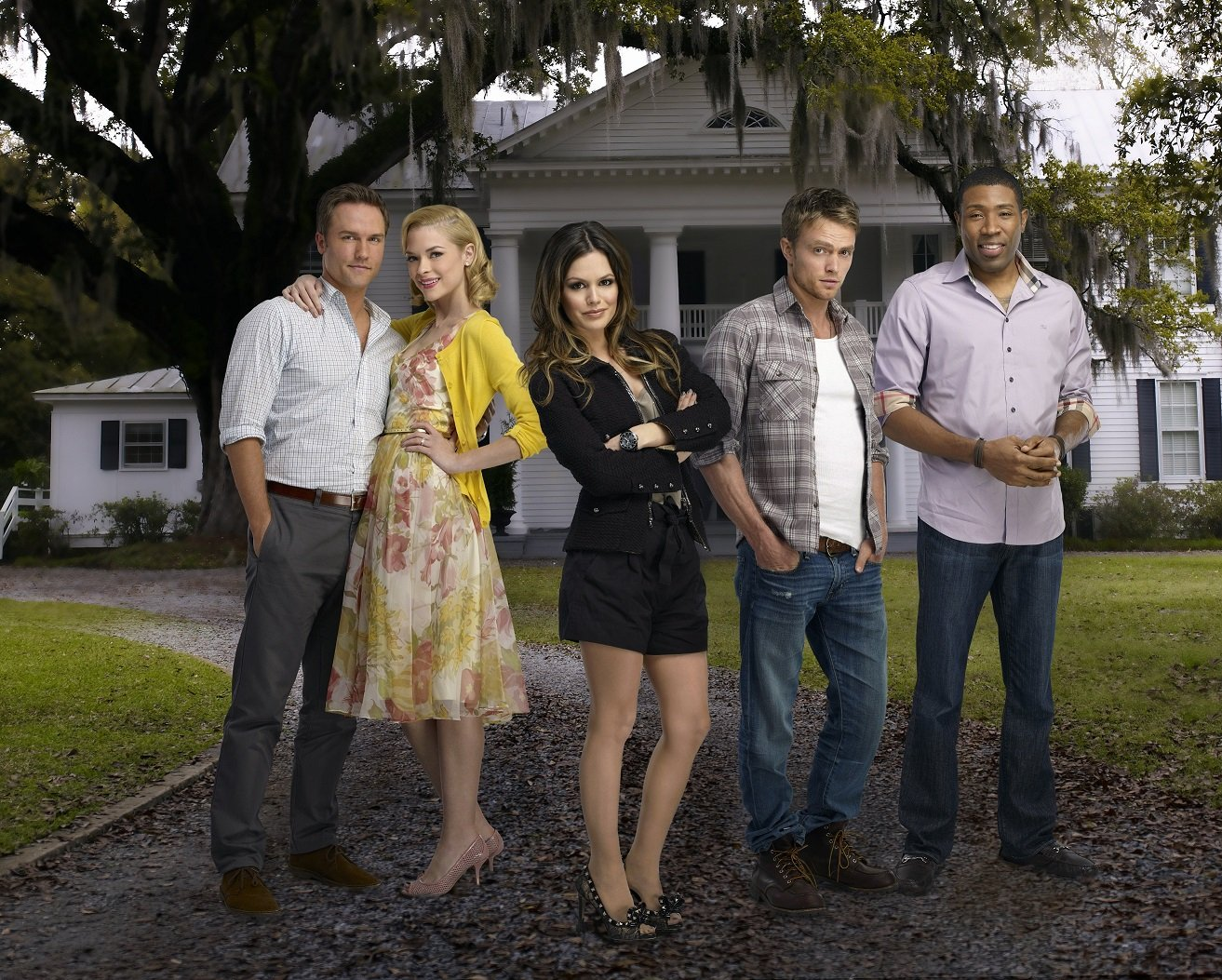 Hart of Dixie – Dr Hart in Bluebell