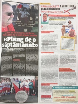 varicoză și ziar)