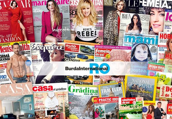 JOB. Burda Romania angajează Head of Marketing and Communication