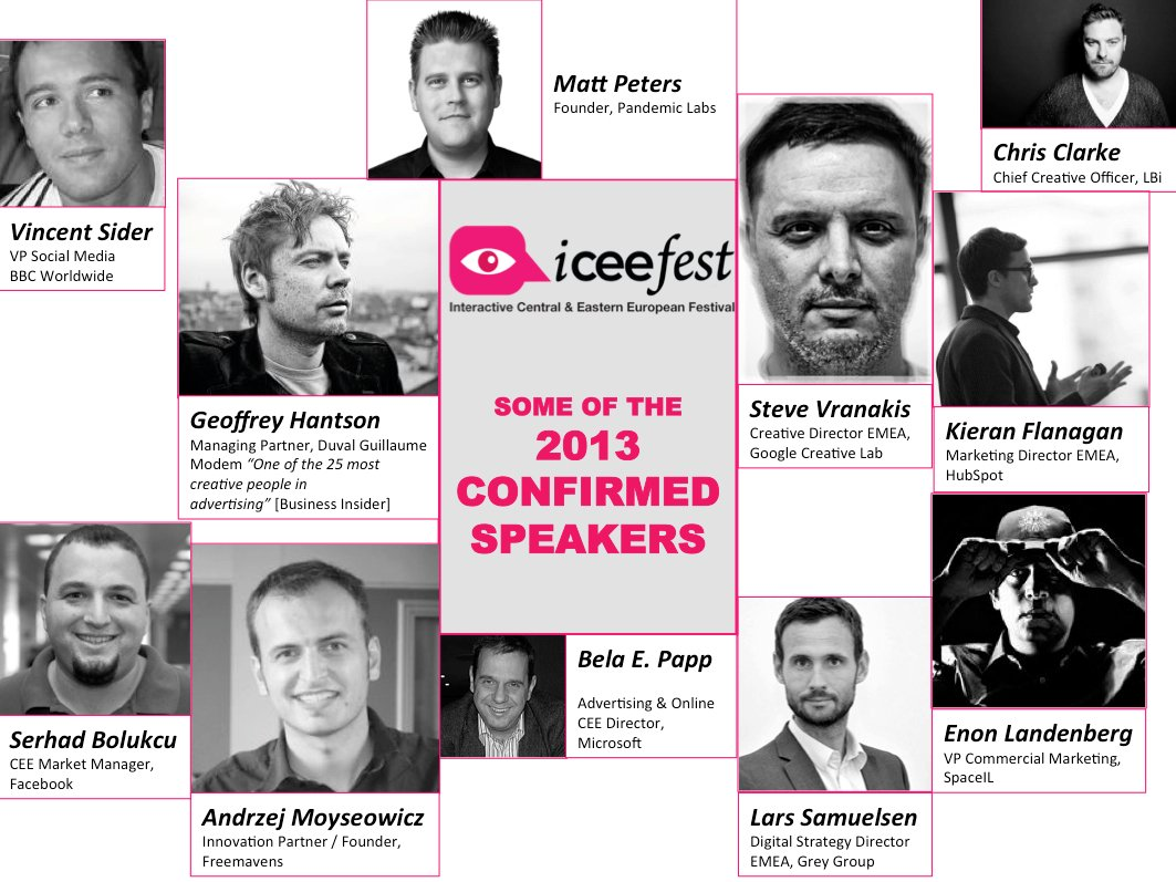 iceefest speakers