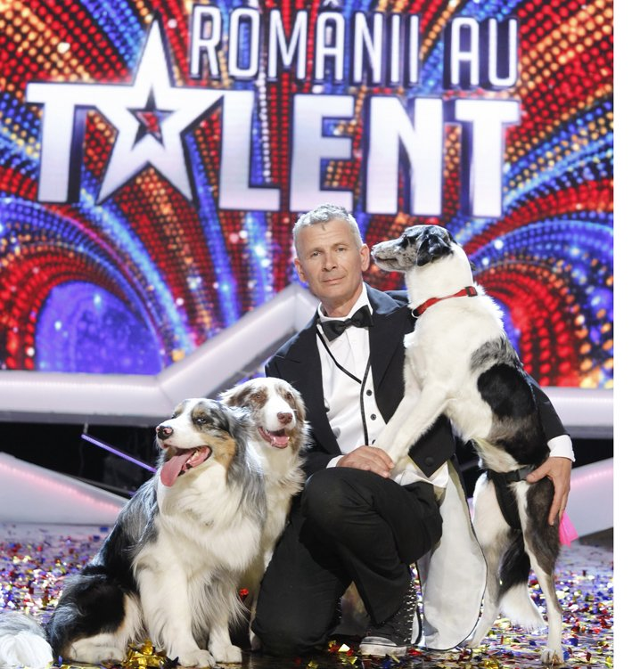 Bruno Romanii au talent 2