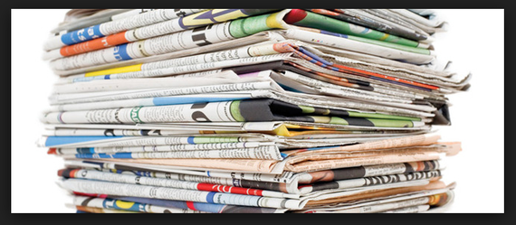 Tabloids remain the most read newspapers. Evenimentul zilei and ZF – among the few publications that increased readership